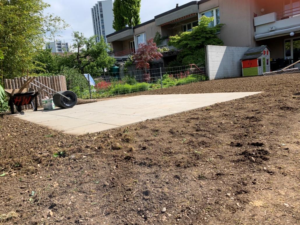 Gartenbau in Basel